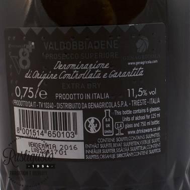Prosecco V8 D.O.C.G. Sior Piero - White wines