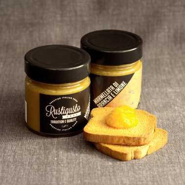 Marmellata di arancia e limone - Confetture / Marmellate