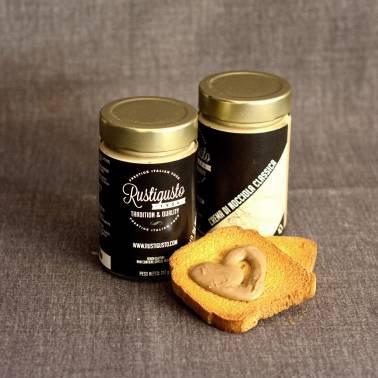 Classic hazelnut cream - Hazelnut creams