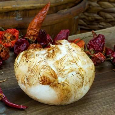 Mozzarella affumicata di bufala - Formaggi