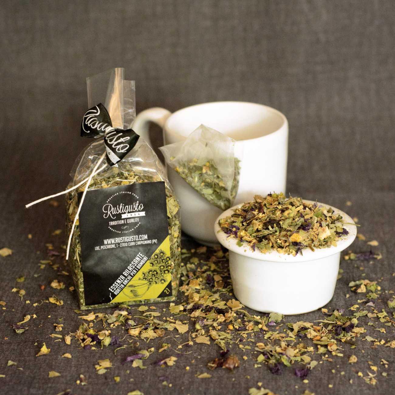 Tisana essenza rilassante (bimbi) - Caffè e Tisane