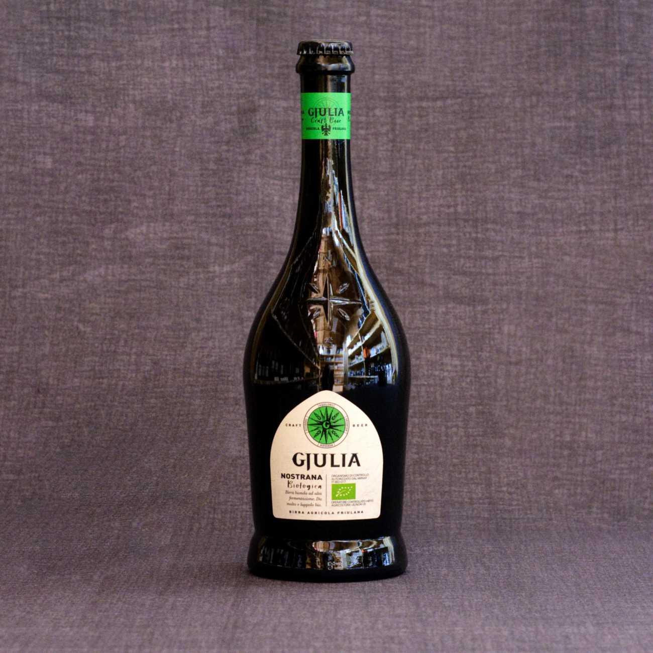 Birra artigianale Nostrana biologica - Birre Artigianali