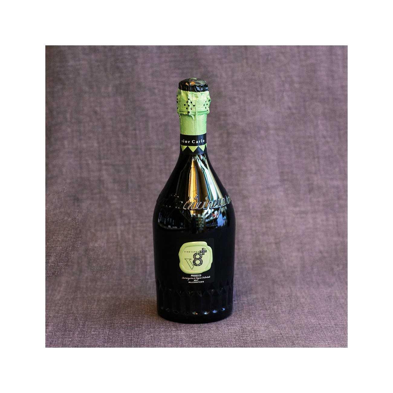 Prosecco millesimato Sior Carlo Brut V8 - Vini bianchi