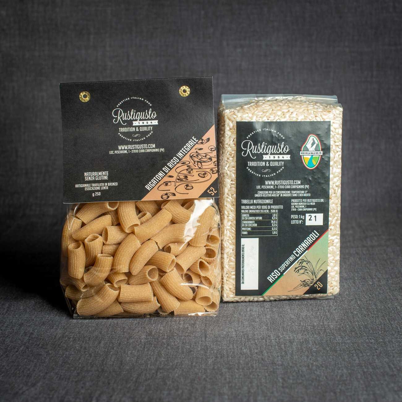 Gluten free - Degustazioni
