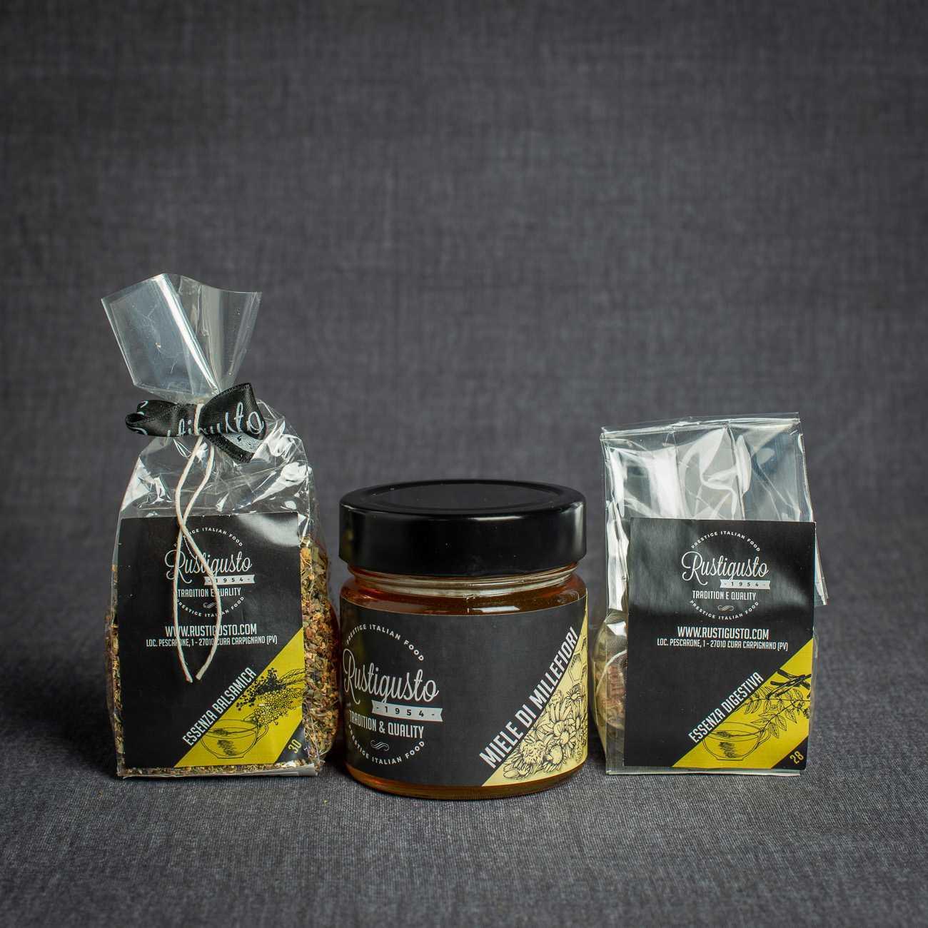 Tisane + honey - Degustazioni