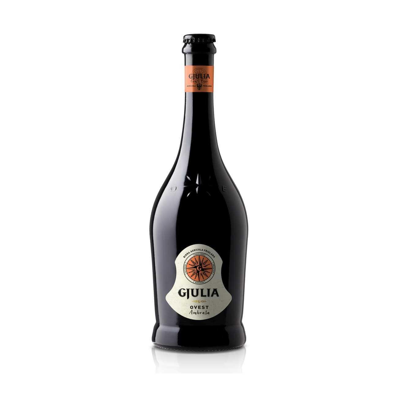 Birra artigianale Ovest ambrata - Birre Artigianali