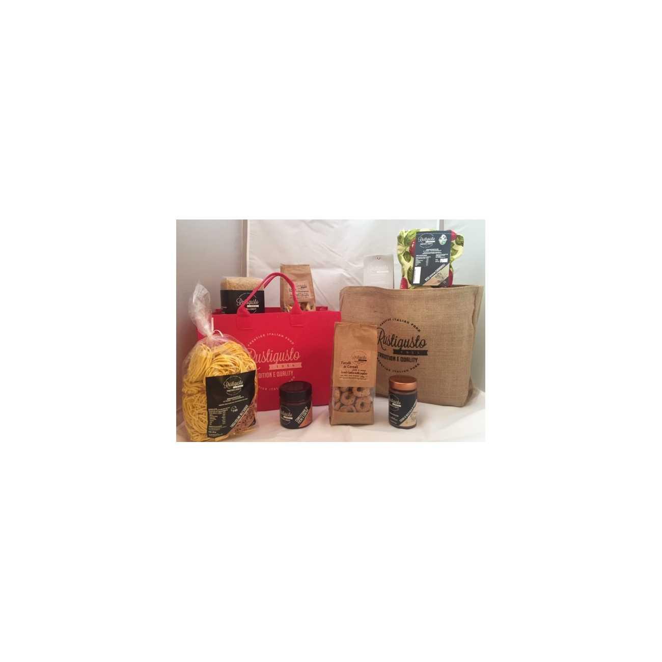 Box Rustico - Degustazioni